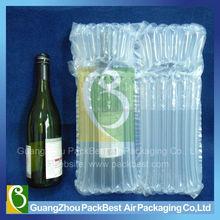 hot sale Twin Wine bubble bag wrap bag double wine air bag