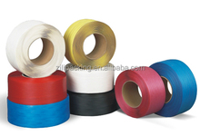 Famous PET band for packing bricks with high quality