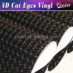 Ceein new arrival automobile decoration 4d green cat eyes