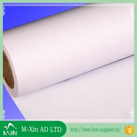 Attractive outdoor advertising pvc flex banner roll for printing