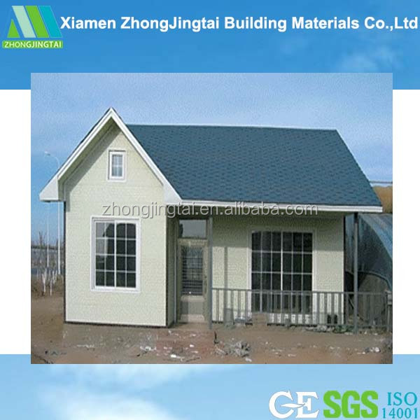 Well designed modern prefab homes sandwich panel one for Well designed homes