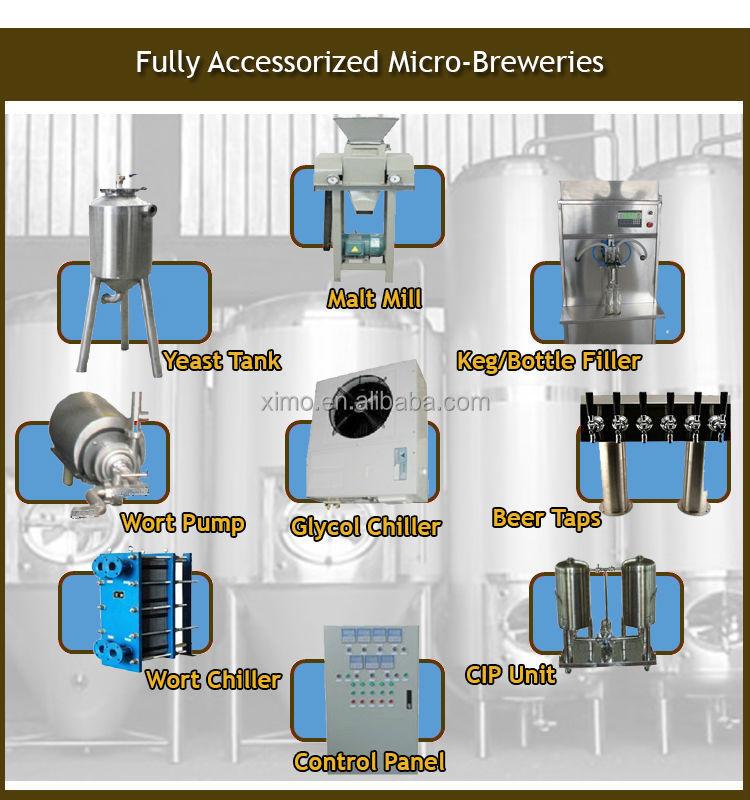 Mini Beer Brewery