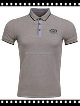 New 2015 Wholesale Clothing Design OEM Fashion Cheap Men s Custom Printed Polo Shirt