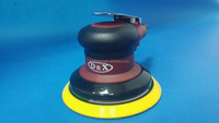 Round air pneumatic tool orbital sander