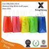 Best Selling Hot kraft paper gift shopping bag