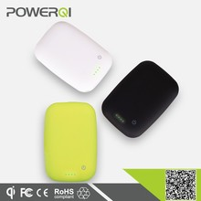 wirless charger power bank 4000mAh, Qi wireless charging pad(T-400)