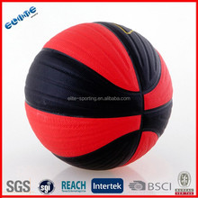 Laminated 8 panels basketball ball official size