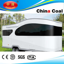 China coal group 2015 motor home recreation vehicle