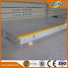 3*18m electronic weighing truck weighbridge used