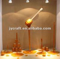 JYWC-011 creative decoration display, big fake honey model,simulation food model
