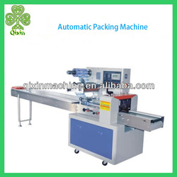 High efficiency and new design pillow packing machine for sale