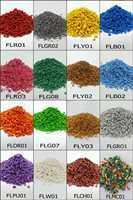 EPDM Rubber, EPDM Rubber Chips, Colored Rubber Scrap For Rubber Flooring -FN-D150445