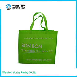 recycle foldable shopping tote bag