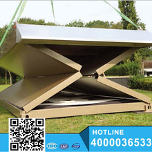 foldable easy assemble expandable container house
