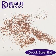 0.5~30mm Media Esfera Cobre C11000 Average Pure Copper Ball Spheres