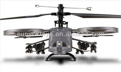 FX066 2.4G 4CH gyro 42CM Avatar Single-blade rc helicopter