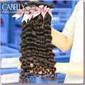 2014 venda quente virgem 5a 100 cabelo humano