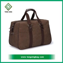 low price good quality attractive eco- friendly canvas travel tote bag
