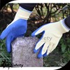 SRSAFETY 10g latex coated construction safety glove