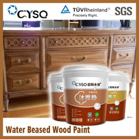 CYSQ water based wood furniture lacquer wood paint coating