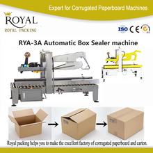 automatic carton sealer for light products