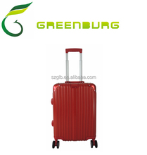2015 HIGH QUALITY EMINENT ABS+PC ALUMINIUM FRAME TROLLEY CASE LUGGAGE SUITCASE