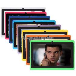 7 inch Q8 A33 Dual Core Tablet 512MB 4GB or 8GB Android Tablet PC Dual Camera WIFI