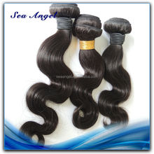 Wholesale Price Tangle Free Unprocessed Virgin Russian Hair