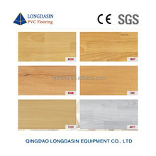 UV coating indoor PVC bus vinyl flooring