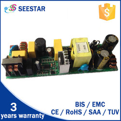 85-265v input voltage and single output type open frame constant current 30w 900ma led light driver