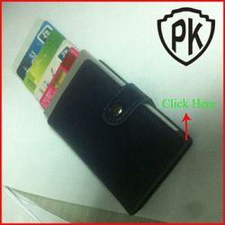 secrid new design quickly push card holder smart men wallet wholesale