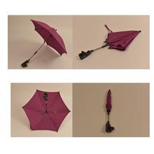 The children straight umbrella made of fiberglass and fixed clamp
