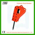Herramientas hidráulicas para excavadoras HD180 HD250, rompedor de rocas HMB700