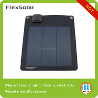 Thin and Soft Amorphous Sillicon Solar Charger For Mobile