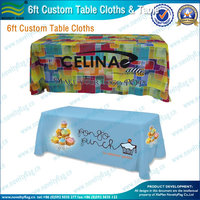 4ft/6ft/8ft 300D table cloth cover table throw table runner (NF18F05020)