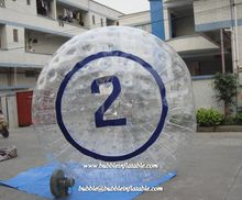 2015 Popular sale inflatable human size zorbing ball, inflatable zorb ball for sale