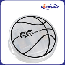 Fancy and Charming Plastic Basketball Shaped Clip