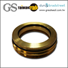 ID 87mm OD 102mm VLC Isolator Labyrinth Oil Seal Roller Bearing