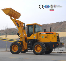 Articulated Compact Mini China Tractor With Wheel Loader Manufacturer