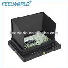 Feelworld portátil 7 polegada HD-SDI Monitor LCD Supprot pseudo cor de exibição de imagem FW-768 / S / O / P