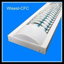 Zhongshan lighting factory 1200mm 18w tube t8 fluorescent led tube 8 led tube led lamp holder with grid cover,lighting led