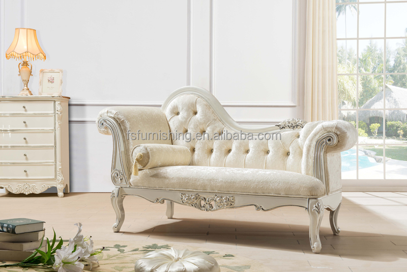 European Baroque Rococo Style French Carved Bedroom Furniture Set