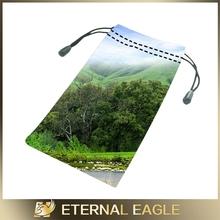 New design microfiber cleaning cloth for sunglasses, drawstring bag small, drawstring bag glasses