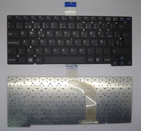 SP LA layout laptop keyboard for sony SVT13 factory directly