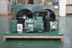 R404a air cooled condensing unitrefrigeration cold room air cooled used condensing unit