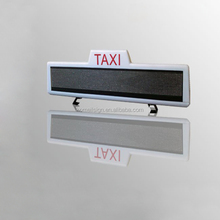 LED Taix Top Advertising,LED Taxi Top,Taxi top advertising led display free