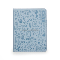 latest hot sale 9.7 inch PU leather tablet sleeve case for ipad