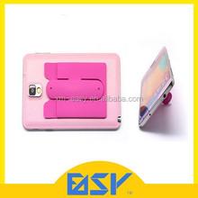 China manufacturer cheap silicone phone sticker