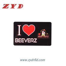 Good price RFID hf ultralight NFC business smart card