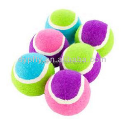 wholesale pet dog toys squeaker tennis ball